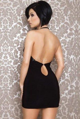 Платье стрейчевое со стразами, фото 2