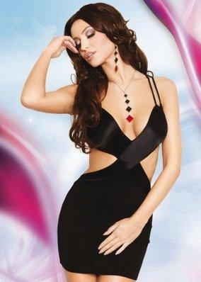 Платье черное, фото 5