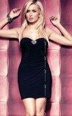 Платье черное | Мини платья | Интернет секс шоп Мир Оргазма