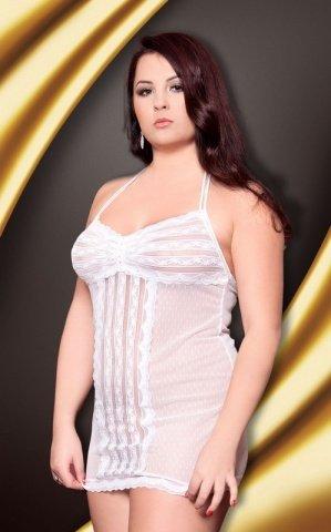 Ночная сорочка белая, фото 2