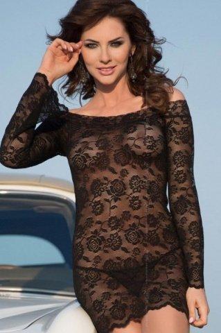 Платье ажурное, фото 4