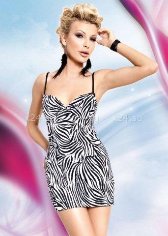 Платье со шнуровкой на спине