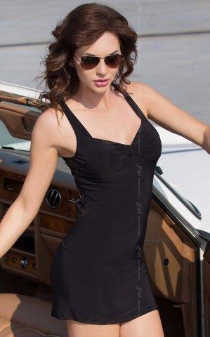 Платье черное-M/L, фото 4