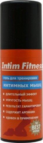 Гель для тренировки интимных мышц Intim Fitness, фото 3