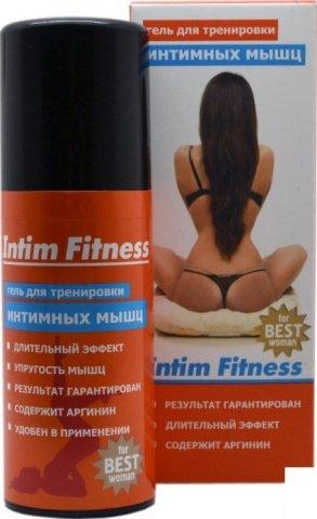 Гель для тренировки интимных мышц Intim Fitness, фото 4