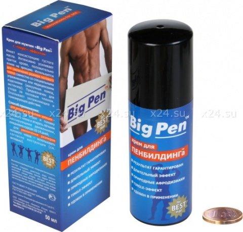 Крем ''Big Pen'' для мужчин 50 мл, фото 2