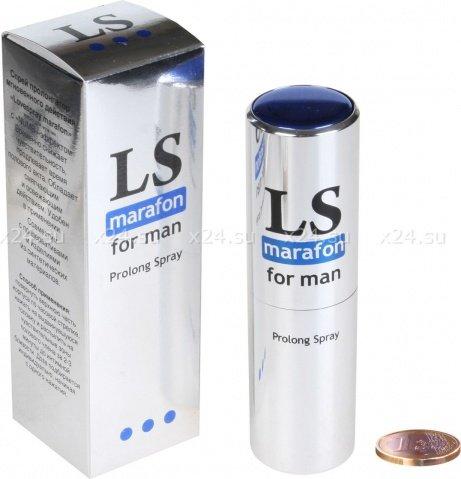 Спрей для мужчин (пролонгатор) ''lovespray marafon'' 18 гр, фото 2