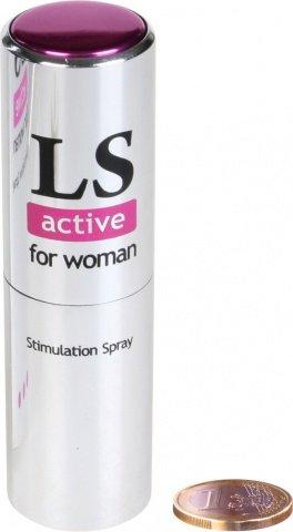 Спрей для женщин (стимулятор) lovespray active'' 18 гр, фото 3
