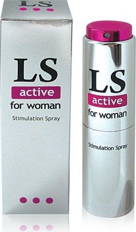 Спрей для женщин (стимулятор) lovespray active'' 18 гр, фото 5