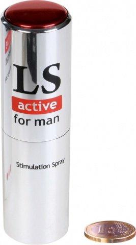 Спрей для мужчин (стимулятор) lovespray active'' 18 гр, фото 3