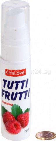 Оральный гель Tutti-Trutti со вкусом спелой малины (30 г)