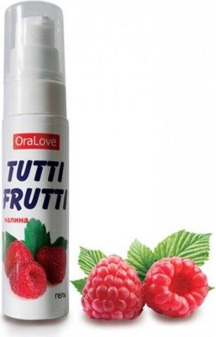 Оральный гель Tutti-Trutti со вкусом спелой малины (30 г), фото 2