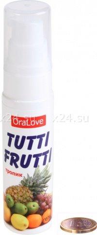 Оральный гель Tutti-Trutti со вкусом тропических фруктов (30 г)