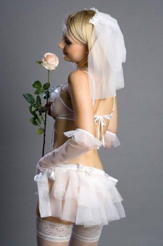 Костюм Невеста Belle жен. р, фото 3