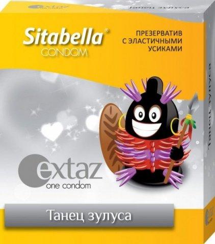 Презерватив Sitabella Extaz Танец зулуса(1266)*24, фото 2
