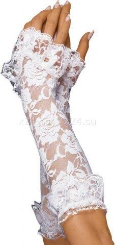 Перчатки /бел