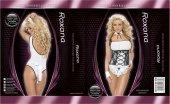Костюм горничной из 5 ти предметов черно белый | Костюмы | Секс шоп Мир Оргазма