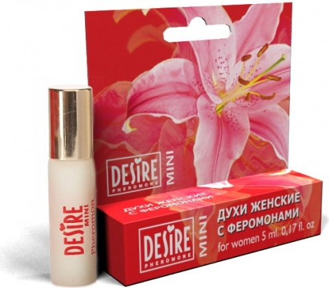 Desire Tommy Gerl мини 5 мл. жен