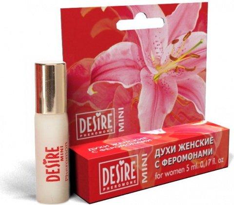 Desire Deep Red мини 5 мл. жен