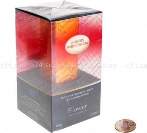 Духи unisex flower (цветочный аромат)