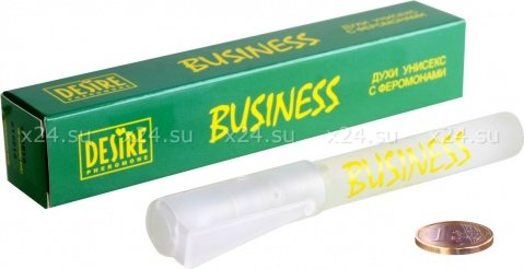 Духи с феромонами desire 'business' 8 мл унисекс