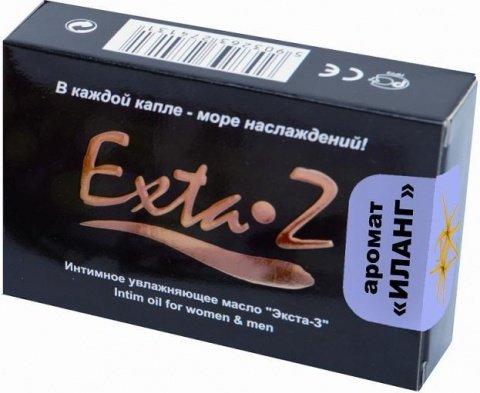 Desire Интим-масло ''Экста-з'' 1,5 мл. Иланг