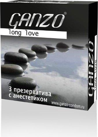Презервативы Ganzo Long Love 3 для продления полового акта 3/24, фото 4