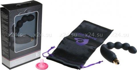 Вибростимулятор простаты черный Cheeky Boy 7-speed P-Spot vibrator Black