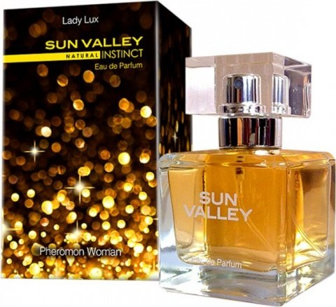 Парфюмерная вода ''n-i lady lux'' ''sun valley'' 100 мл