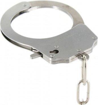 Наручники розовые furry fun cuffs, фото 5