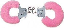 Наручники розовые furry fun cuffs, фото 7