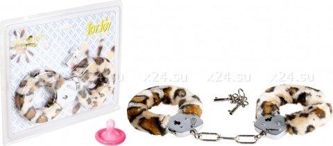 ��������� ����������� Furry Fun Cuffs
