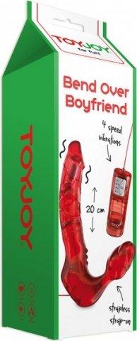 Страпон без крепления bend over boyfriend 21 см, фото 5