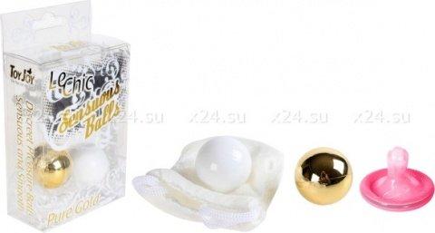 Тяжелые вагинальные шарики Sensuous Balls, фото 2