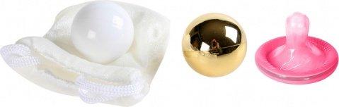 Тяжелые вагинальные шарики Sensuous Balls