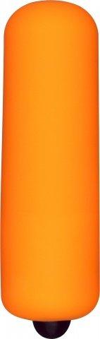 9804 TJ Вибропулька, оранжевая, 16 х550 мм, фото 3
