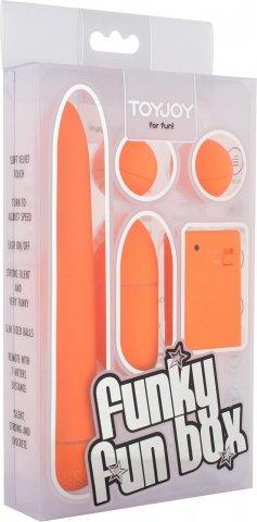 ����� �� ������������� ���������� ����-������� Funky Fun Box, ���� 3