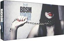 Фетиш-набор в подарочной коробке bdsm starter kit, фото 4