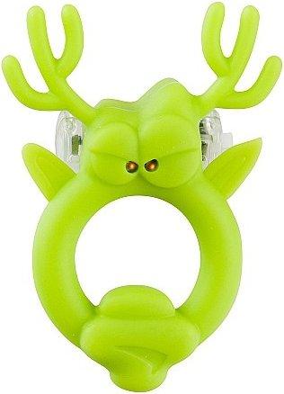 Вибронасадка Beasty Toys Rockin Reindeer зеленая