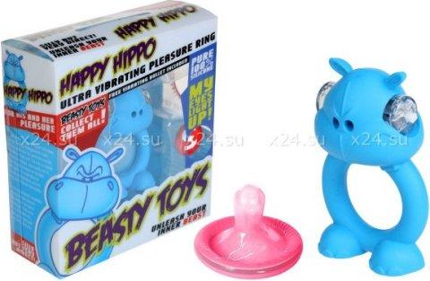 ������������ Beasty Toys Happy Hippo �������