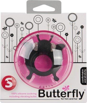 Вибронасадка Butterfly черная, фото 2