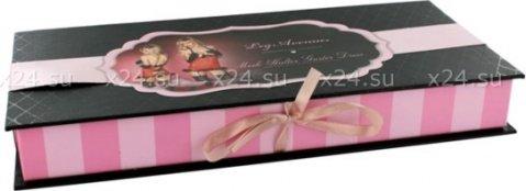 Кружевной комплект белья в подарочной коробке, фото 4