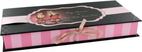 Кружевной комплект белья в подарочной коробке, фото 6