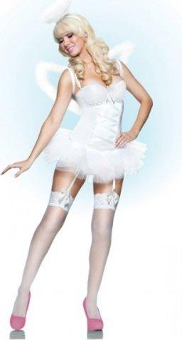 Белоснежный костюм ангела, фото 2