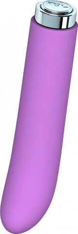 G-вибратор charms curve из премиум-коллекции key лавандовый 10 см, фото 4