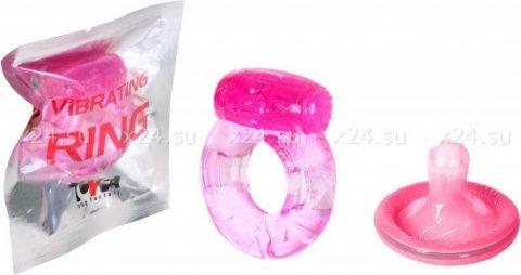 Эрекционное кольцо Vibrating Ring