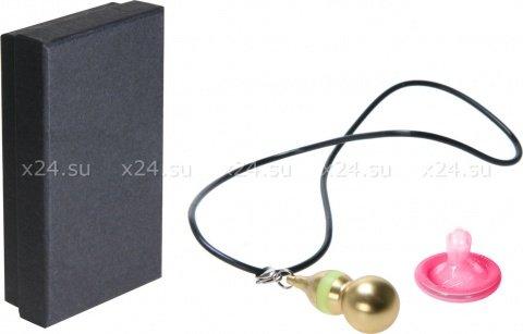 Кулон-вибратор Gourd Necklace, фото 2