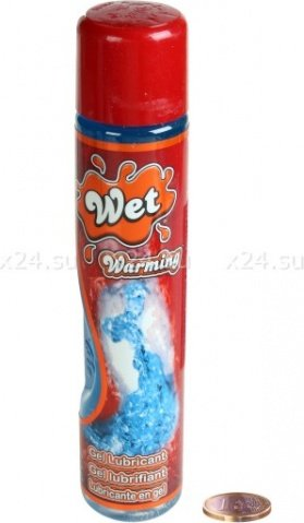 Любрикант Wet Warming 144 гр