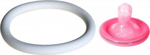 Кольцо на пенис rubber ring large, фото 2