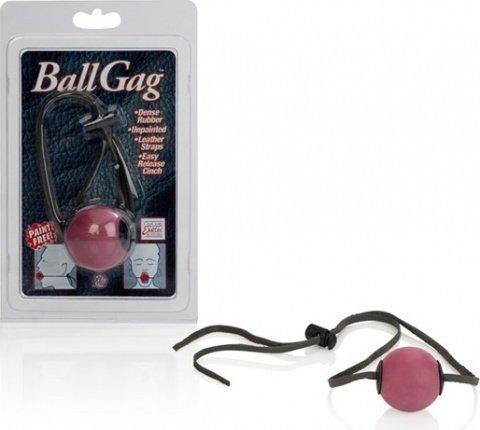 Кляп с резиновым шаром ball gag
